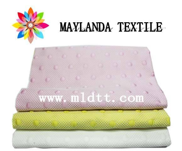 Maylanda Textile 2016 Factory for Dress, New Style Color Yarn Jacquard Fabrics