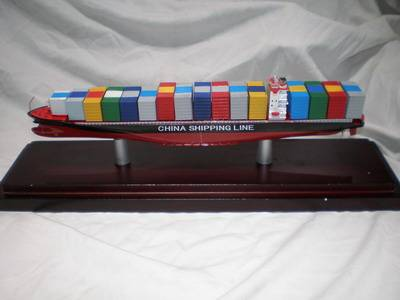 sell container shipping models