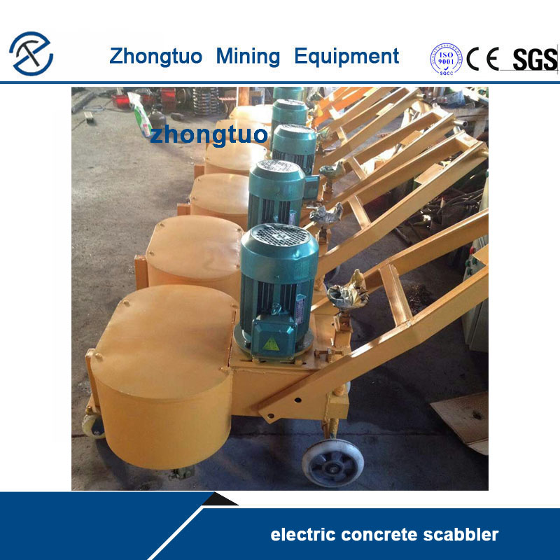 China Electric Concrete Scabbler manufacturers