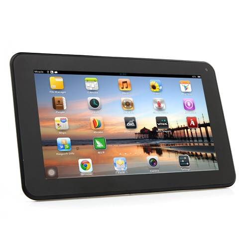 7 dual-core 1024600 HDMI tablet