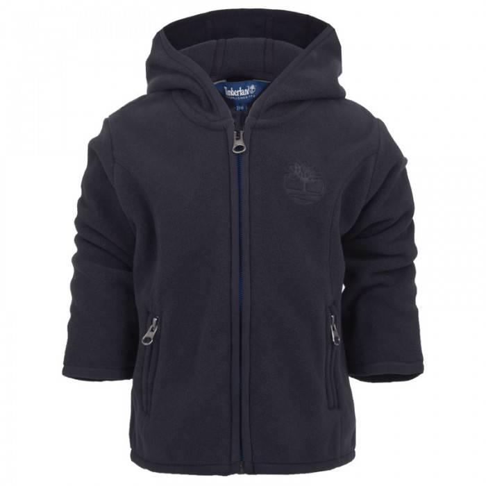 Fleece jacket, hooded jacket, baby clothes