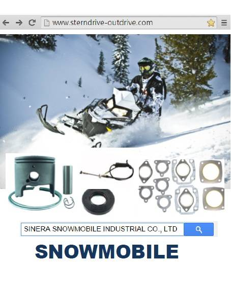 Sell Snowmobile part, cable, piston, gasket, oil seal, bearing (Polaris, Arctic Cat, Yamaha, BRP)