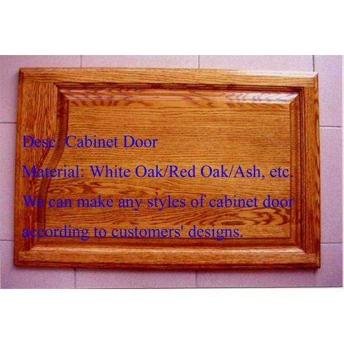 Red Oak Cabinet Door
