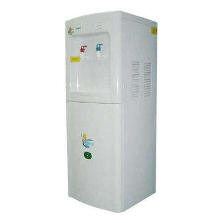 Compressor Cooling Hot & Cold Water Cooler with 50L Fridge