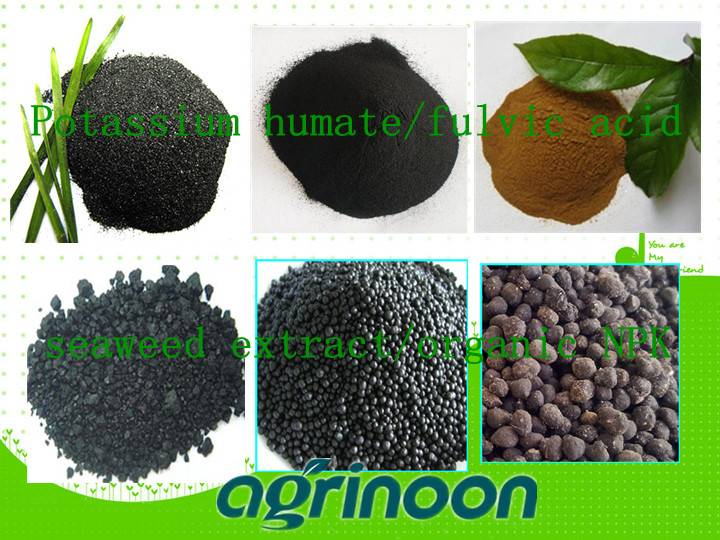 humic acid, potassium humate, sodium humate, fulvic aci of high qualit