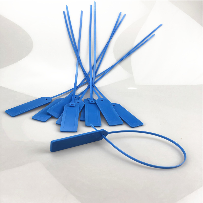 ISO18000-6C 860-960mhz Alien H3 ABS+Nylon 448mm seal tie tag on sale
