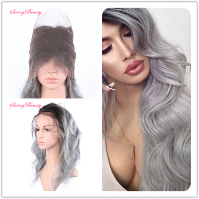 100% cuticle remy human hair handmade lace closure lace frontal hair wig