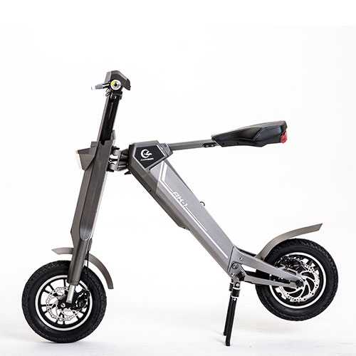 Smart Automatic Foldable et smart scooter