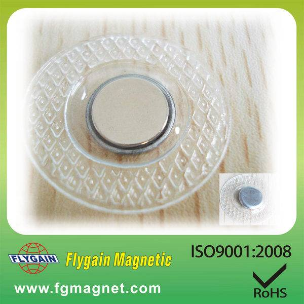 strong sew in magnet for clothing