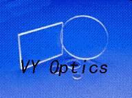 optical sapphire B270 7.8mm/8.8mm windows/wafer/glass flat plate