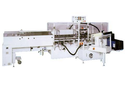 VCV-Q VERTICAL CARTONNING MACHINE