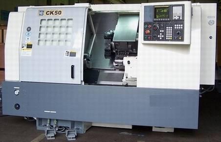 CNC LATHE --CK40/50
