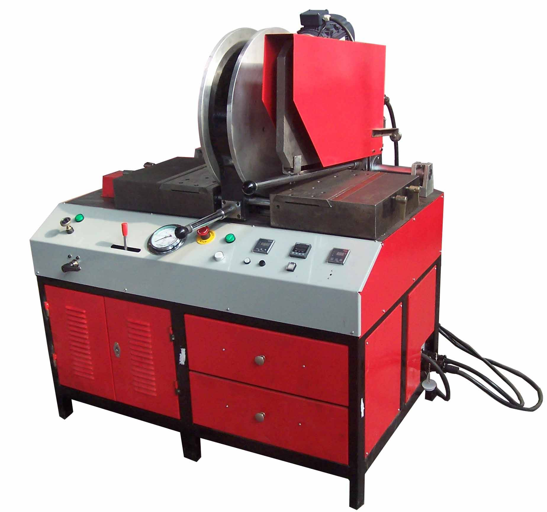 Plastic pipe welding machine/ Fitting fusion welding machine SHG315