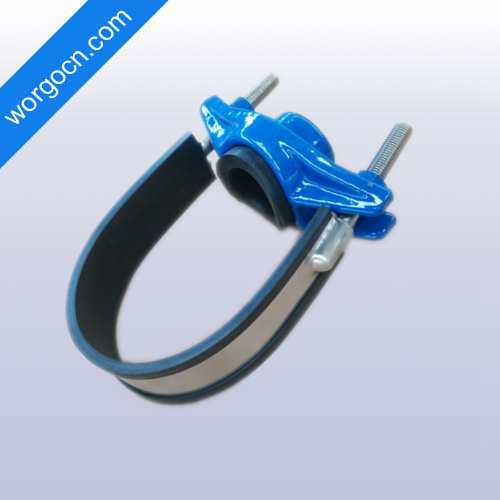 Ductile Iron Universal Saddle with Thread Outlet