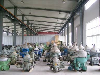 QINHUANGDAO SINO-OCEAN MARINE HAS FOLLOWING PURIFFIER/SEPARATOR SETS in stock for sale