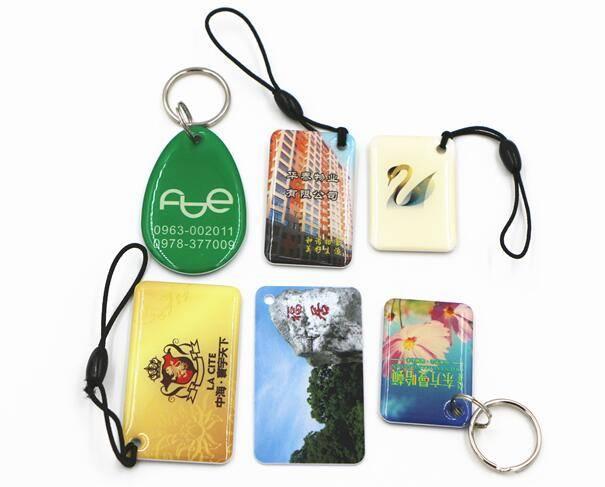 LF,HF,NFC,UHF Epoxy PVC Card