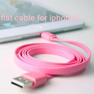 data cable for iphone5/data line for iphone5