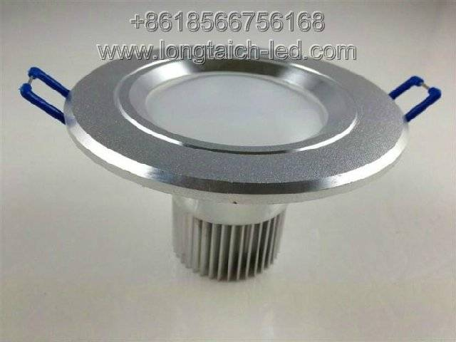 Warm White high power aluminum dimmable 20w led down light