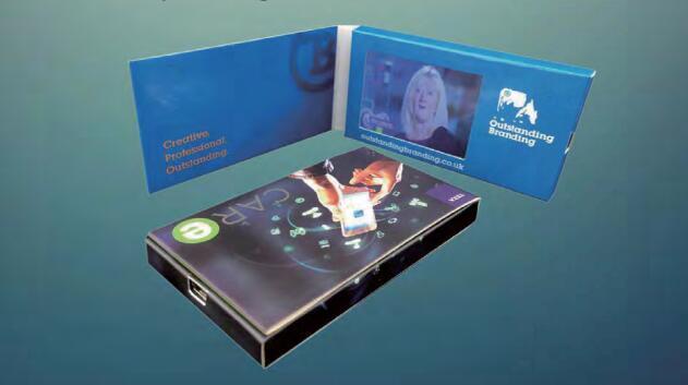 china video brochures supplier VB-7 china usb supplier