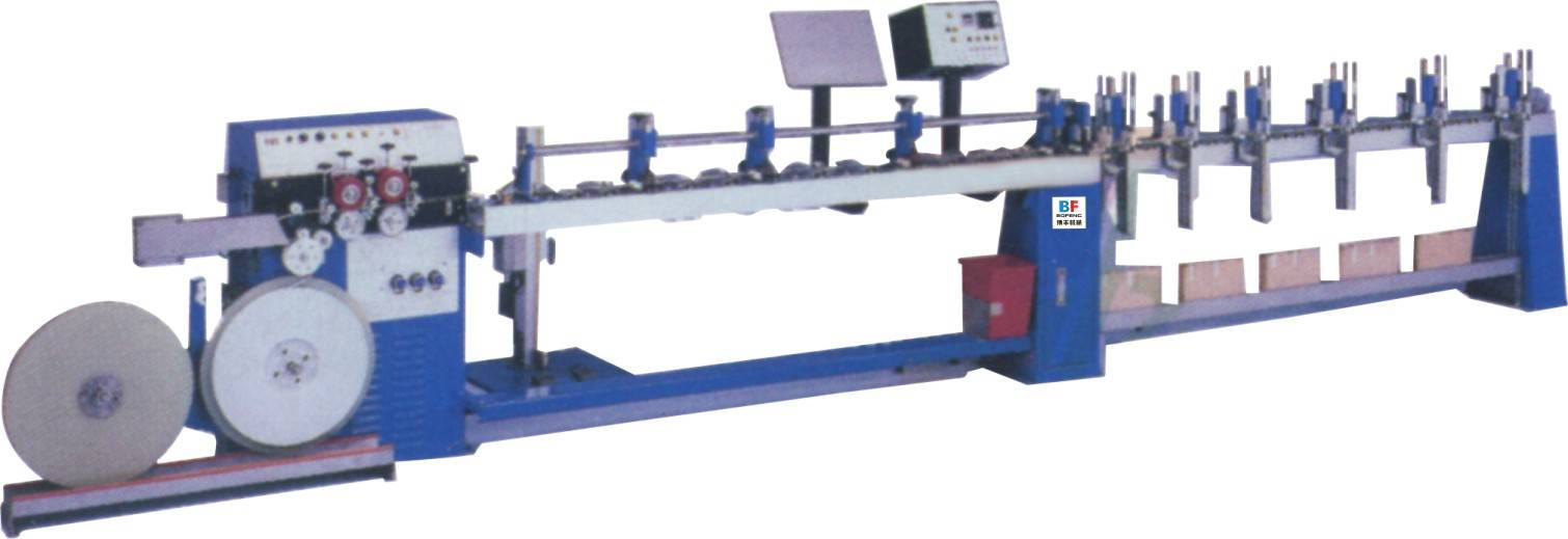 parker hollow shutter blinds making machines
