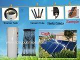 Split Stainless Steel Solar Water Heater with Heating System