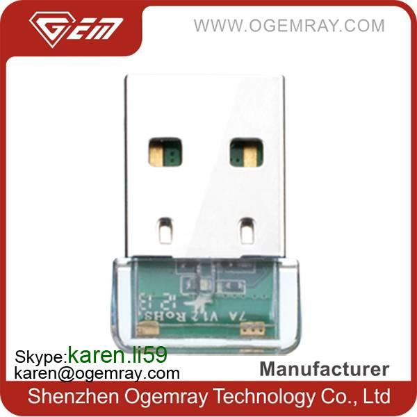 150Mbps Wireless 11n Nano Size USB Adapter