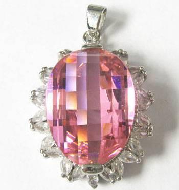 sell cubic zirconia dangler/earring