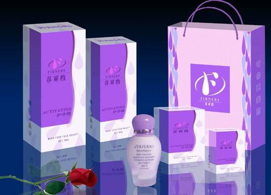 Cosmetic Packaging - Cosmetics Box Printing (PP-0012)