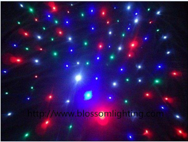 LED Star curtain RGBW 23M BS-9007