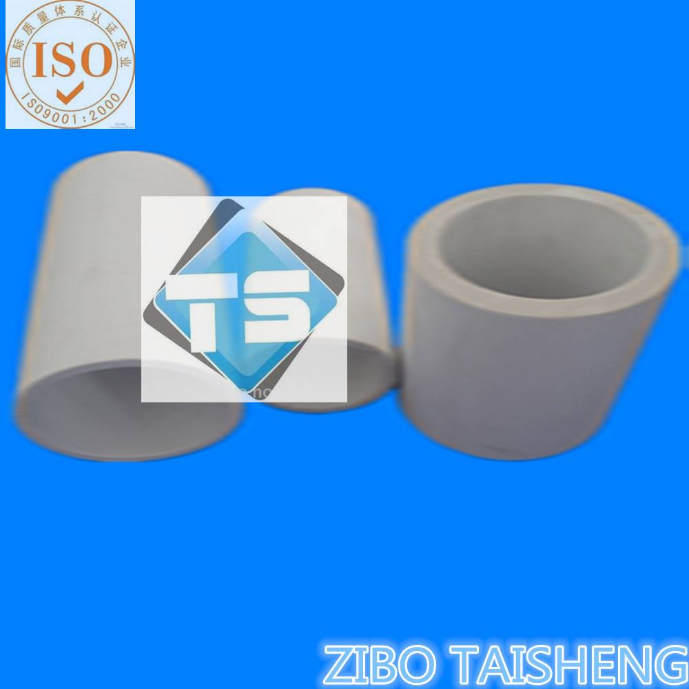 Customized Big Diameter 92 96 Alumina Ceramic Pipe for Wear Resistant