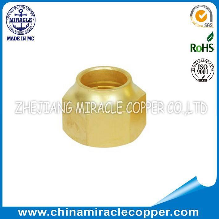 Refrigeration Parts Brass R nut Good quality