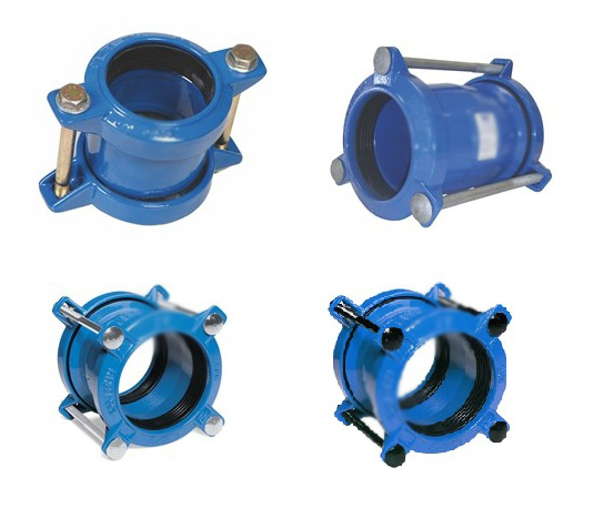 Ductile Iron (GGG) Coupling and Adaptors