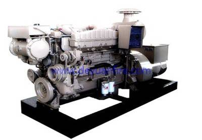 65KW Cummins Marine Generator Set