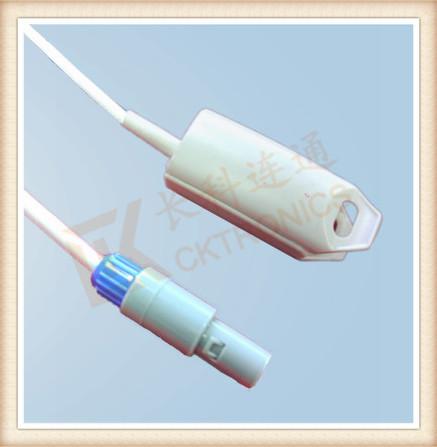 BCI 7 Pin Adult Finger Clip SpO2 Sensor