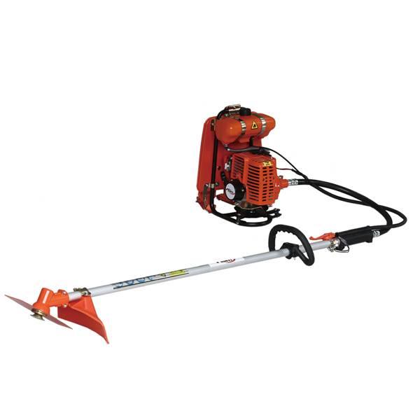 gardening high efficient 2 stroke backpack grass trimmer