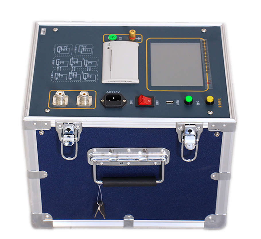High quality transformer dielectric Loss Tester