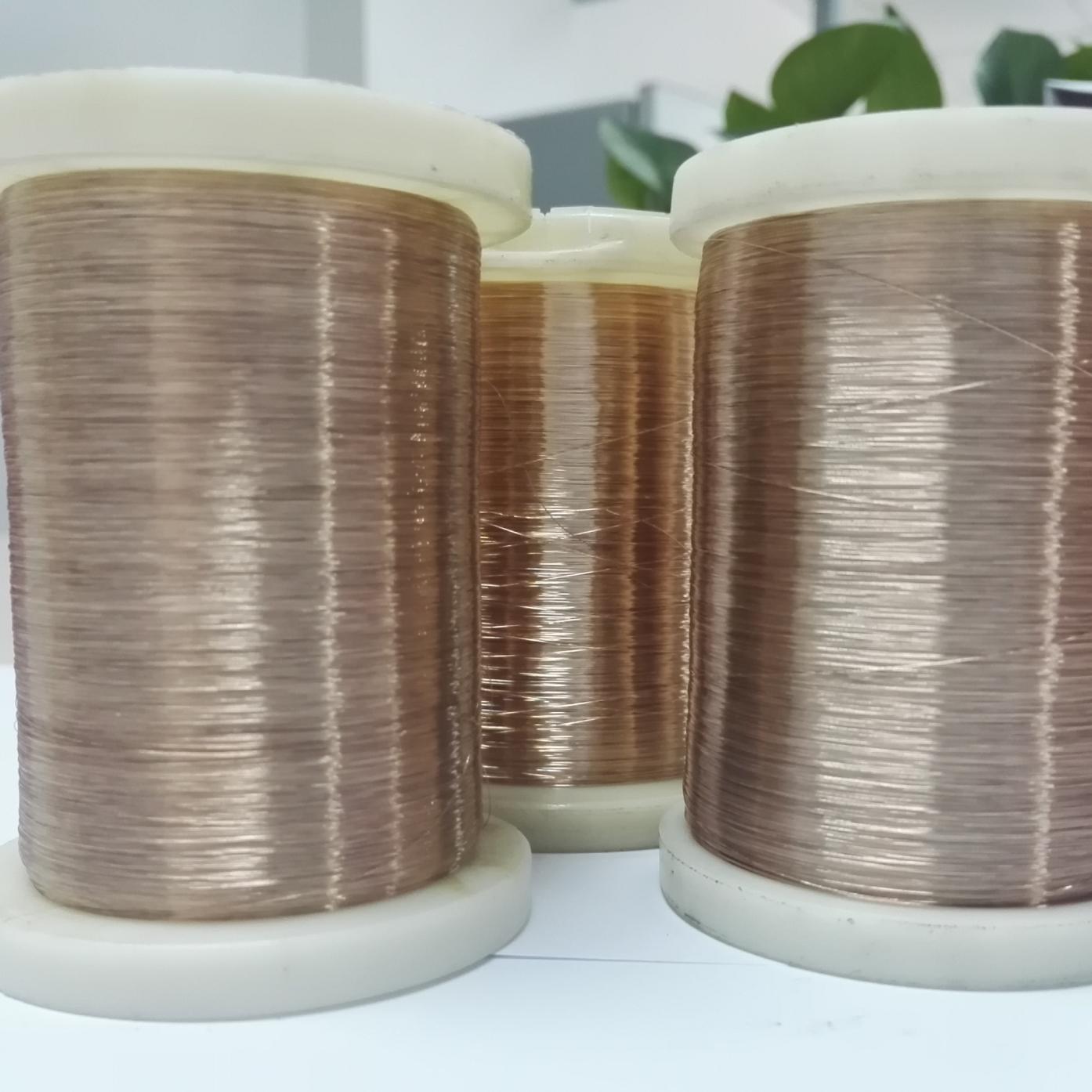 CuNi2Be Nickel Beryllium Copper wire