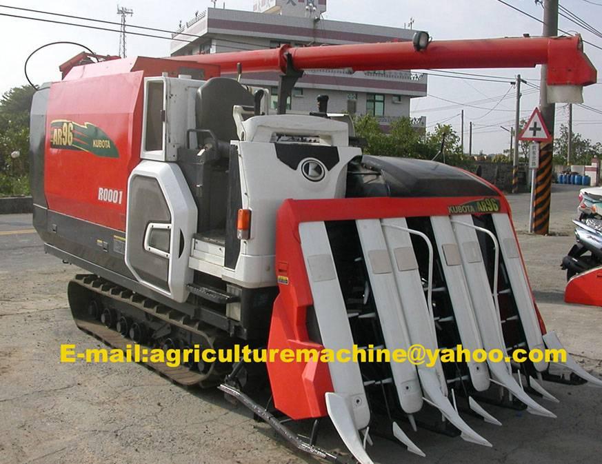 Kubota AR96 COMBINE HARVESTER JAPAN MADE