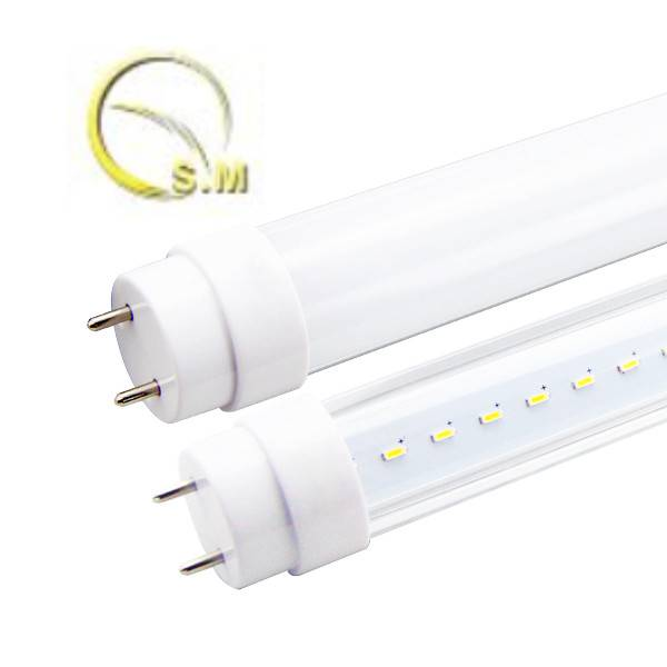 18W T8 LED tube Light with CE standard isolated LED tube driver,89% high efficiency