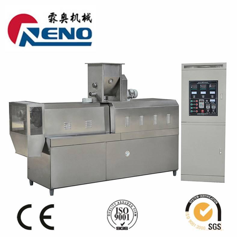 textured soya protein extruder machinery