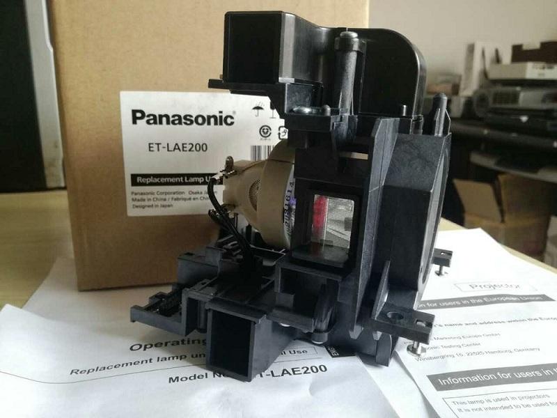 Panasonic ET-LAE200 replacement projector lamps for Panasonic PT-EW530E, PT-EW530EL