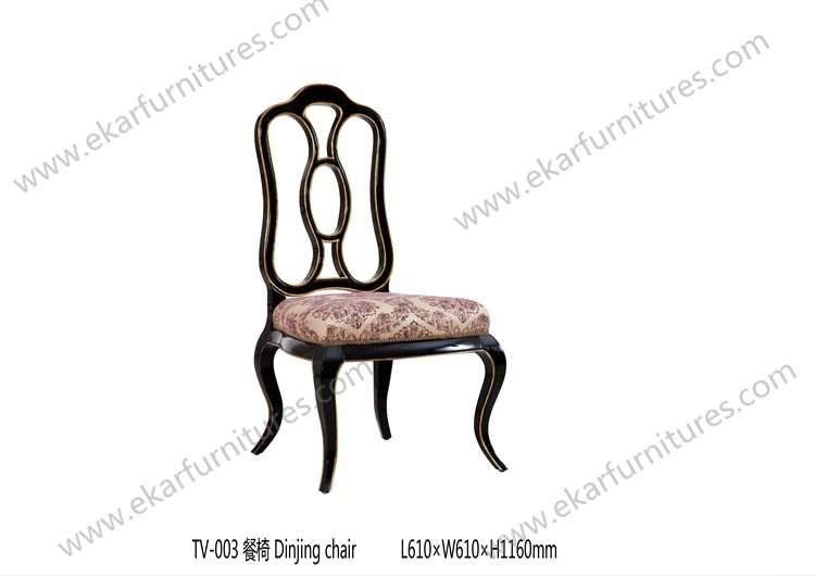 Classic Vintage Wholesale Upholstered Dining Chair