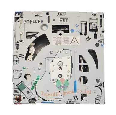 6 CD CD Changer Mechanism for Volvo, SUBARU, Chrysler, Dodge, Mitsubishi