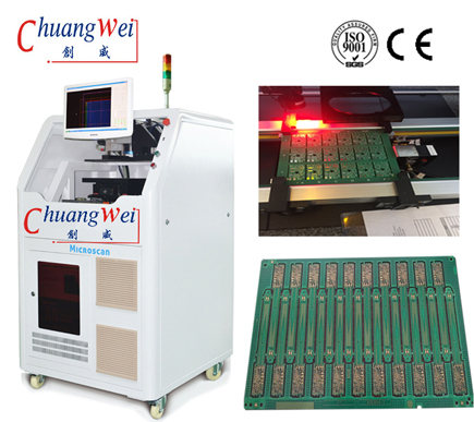 17W UV Laser Cutting Machine for PCB & FPC - China Laser Cutters,CWVC-6