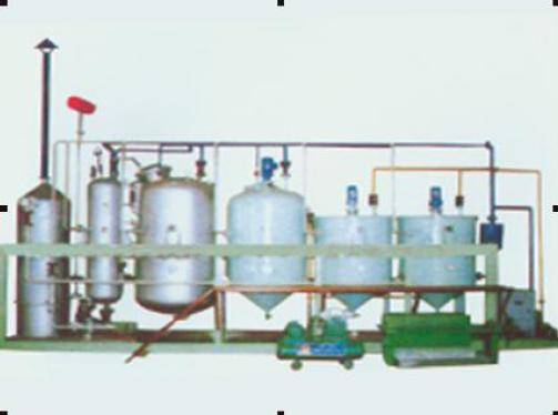 Small-Big Scale Oil Refinery/Refining Plant for edible oil