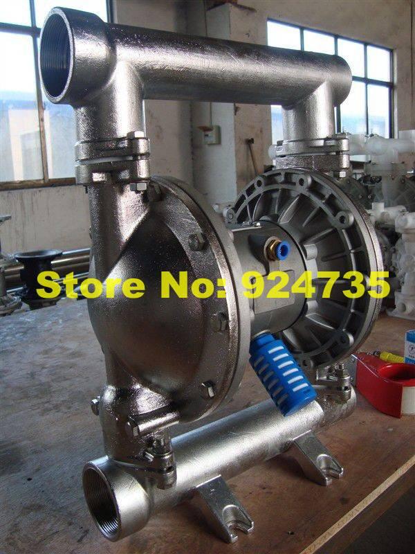 Aluminium, Stainless Steel, Cast Iron, Engineering Plastic Diaphragm Pump