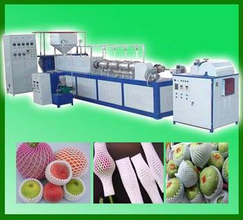 epe foam net extrusion production machine