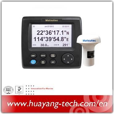 AIS transponder combo with GPS navigator