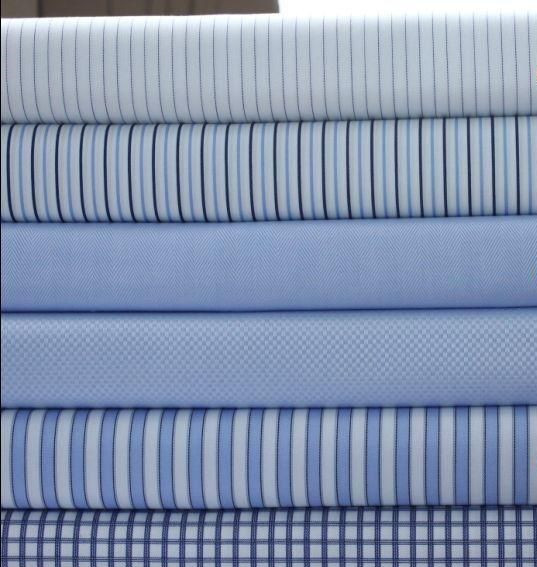 cotton yarn dyed fabrics for shirting
