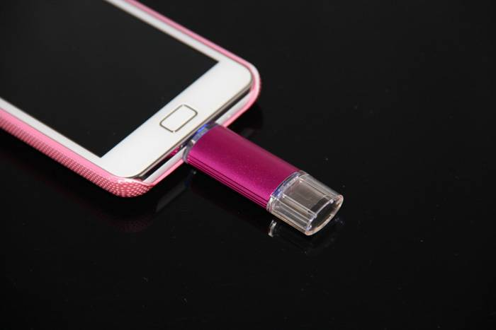 NEW ARRIVAL,NOOSY Smartphone 4GB U-Disk for samsung,HTC,Noika...